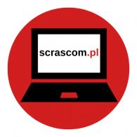 Logo of Scrascom laptopy poleasingowe Wrocław