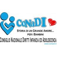 Logo of Consiglio Nazionale Diritti Infanzia - CONADI Italia