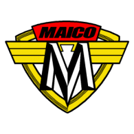 Logo of Maico Motorcycles
