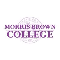 Logo of Morris Brown College