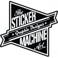 Logo of STICKER MACHINE ART
