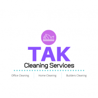 Logo of TAK Cleaning Services