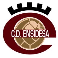 Logo of C.D. ENSIDESA (LLARANES-AVILÉS-SPAIN) último escudo utilizado antes de desaparecer