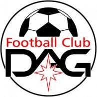 Logo of FK DAG Liepaja mid 90's logo)