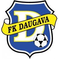 Logo of FK Daugava Riga (early 00's logo)