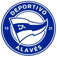 Logo of DEPORTIVO ALAVÉS (VITORIA-SPAIN) escudo actuál 2020