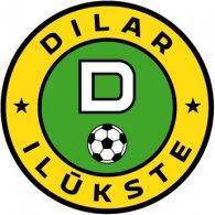 Logo of FK Dilar Ilukste (early 90's logo)