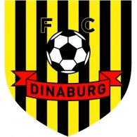 Logo of FC Dinaburg Daugavpils (mid 90's logo)