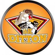 Logo of FK Ditton Daugavpils (mid 00's logo)