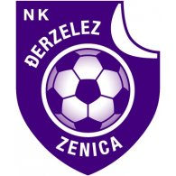 Logo of NK Derzelez Zenica (early 00's logo)
