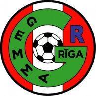 Logo of FK Gemma Riga (90's logo)