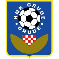 Logo of HNK Grude (early 00's logo)