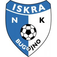 Logo of NK Iskra Bugojno (early 00's logo)