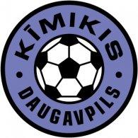 Logo of FK Kimikis Daugavpils (90's logo)