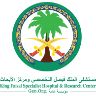 Logo of King Faisal Specialist Hospital & Research Center logo