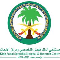 Logo of King Faisal Specialist Hospital & Research Center logo