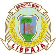 Logo of FK Liepaja (early 90's logo)