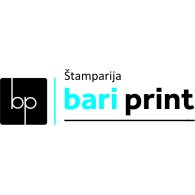 Logo of Stamparija Bari Print