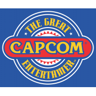 Logo of Capcom The Great Entertamer