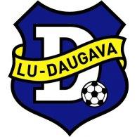 Logo of FK LU-Daugava Riga (late 90's logo)