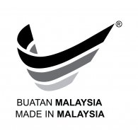 Logo of Made In Malaysia Black and White