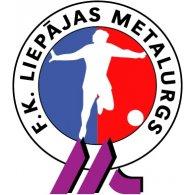Logo of FK Metalurgs Liepaja (late 90's logo)