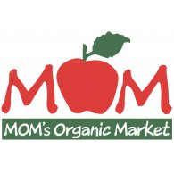 Logo of MOM's Organic Market