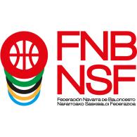 Logo of Federación Navarra de Baloncesto - Nafarroako Saskibaloi Federazioa