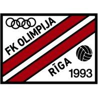 Logo of FK Olimpija Riga (early 90's logo)