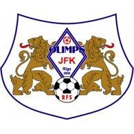 Logo of JFK Olimps Riga (late 00's logo)
