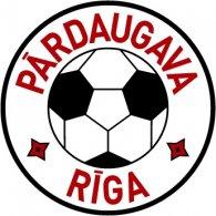 Logo of FK Pardaugava Riga (early 90's logo)