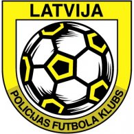 Logo of FK Policijas Riga (90's logo)