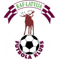 Logo of FK RAF Jelgava (early 90's logo)