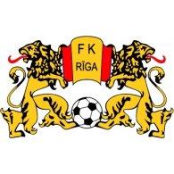 Logo of FK Riga (early 00's logo)