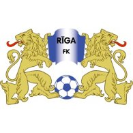 Logo of FK Riga (mid 00's logo)