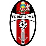 Logo of FK RKB-Arma Riga (early 00's logo)