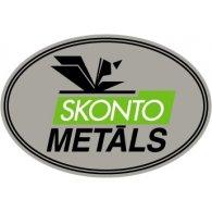 Logo of FC Skonto-Metals Riga (mid 90's logo)