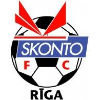 Logo of FC Skonto Riga (mid 90's logo)