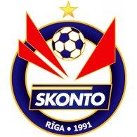 Logo of FC Skonto Riga (late 00's logo)