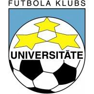 Logo of FK Universitate Riga (mid 90's logo)