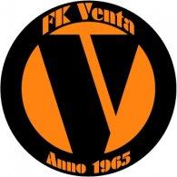 Logo of FK Venta Kuldiga (mid 00's logo)
