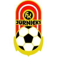 Logo of FK Jurnieks Riga (90's logo)