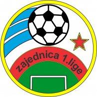 Logo of Zajednica Klubova 1. Lige