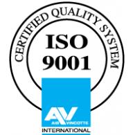 Logo of AV ISO