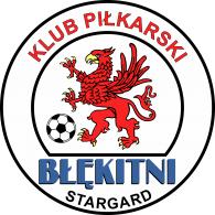 Logo of KP Błękitni Stargard Szczeciński