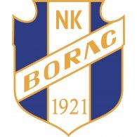 Logo of NK Borac Zagreb