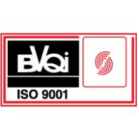 Logo of BVQI ISO 9001 S