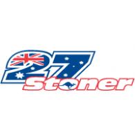 Logo of Casey Stoner