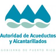 Logo of Autoridad de Acueductos Alcantarillados