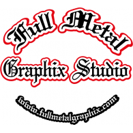 Logo of Full Metal Graphix Studio